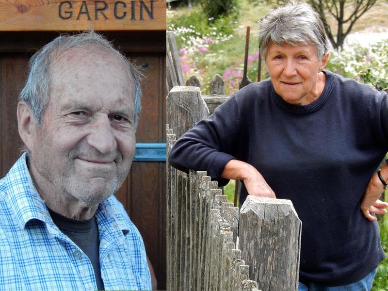Lise-Marie et René GARCIN